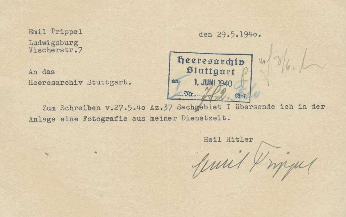 Trippel, Emil, Bild 3