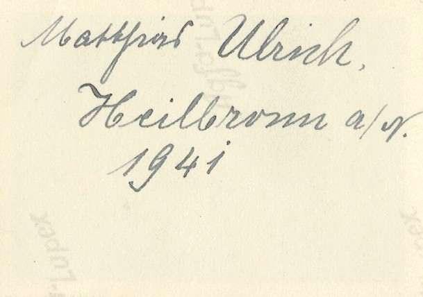 Ulrich, Matthias, Bild 3