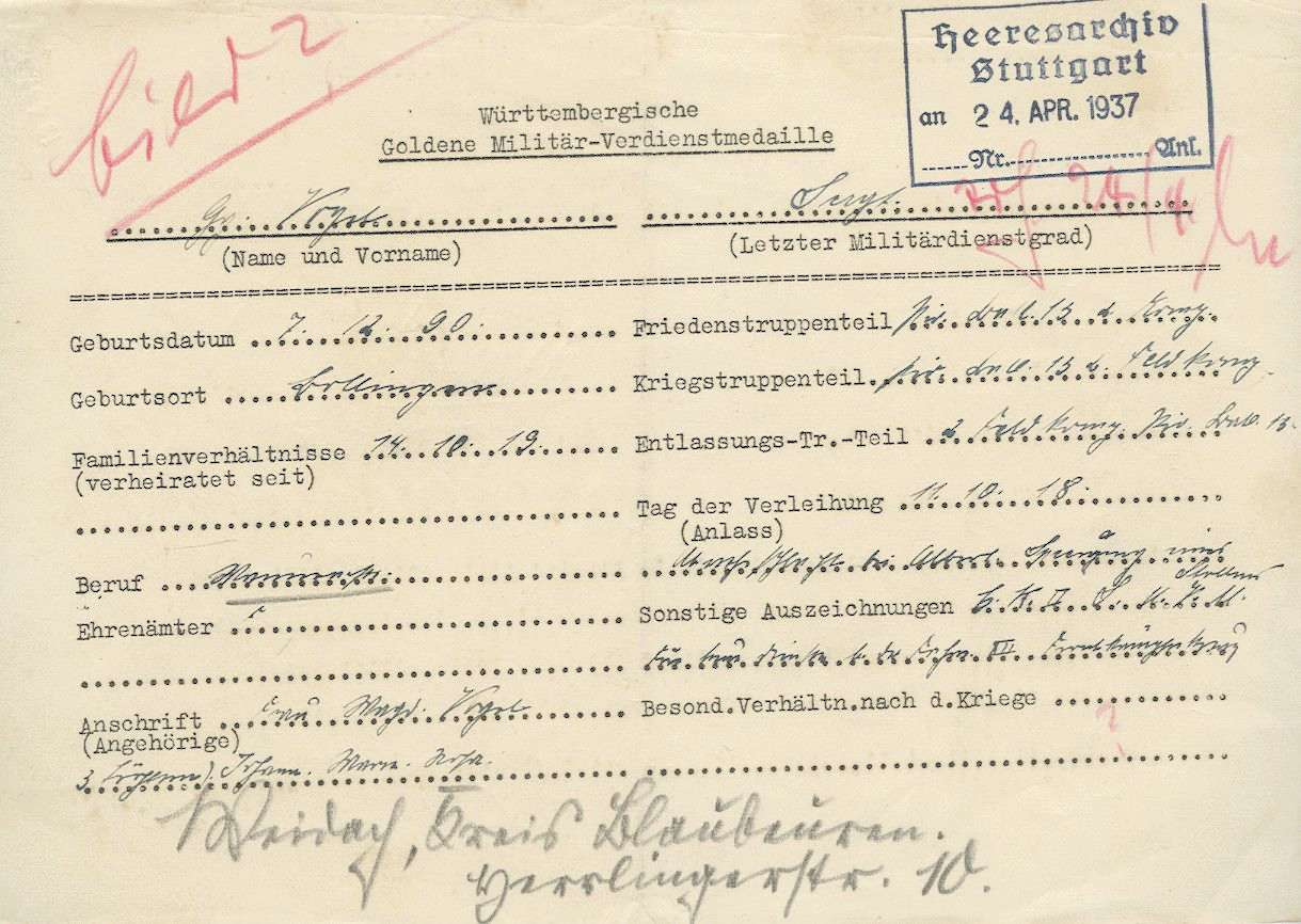 Vogel, Georg, Bild 2