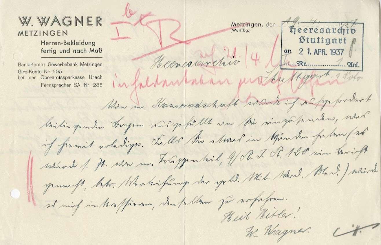 Wagner, Wilhelm, Bild 2