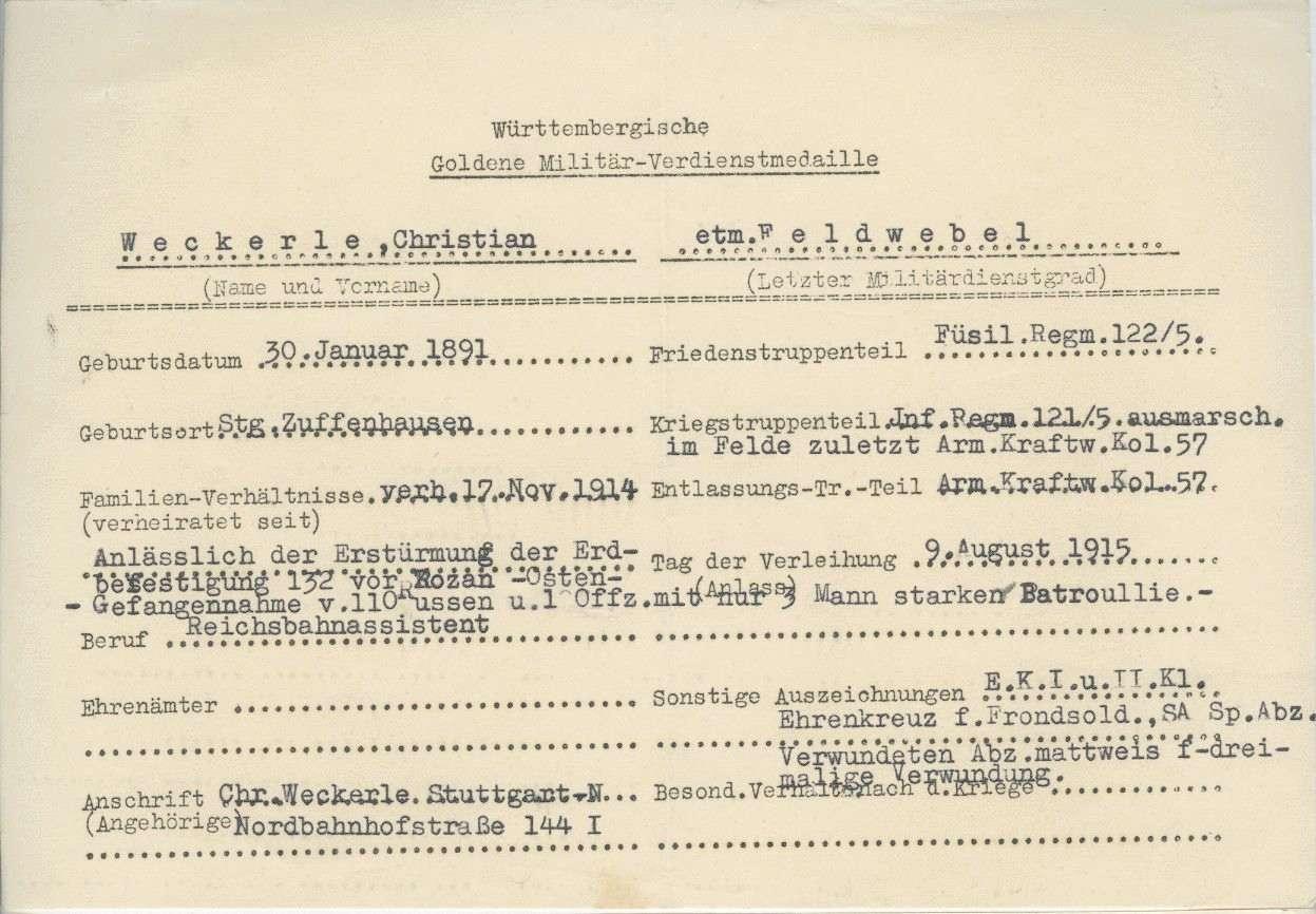 Weckerle, Christian, Bild 3