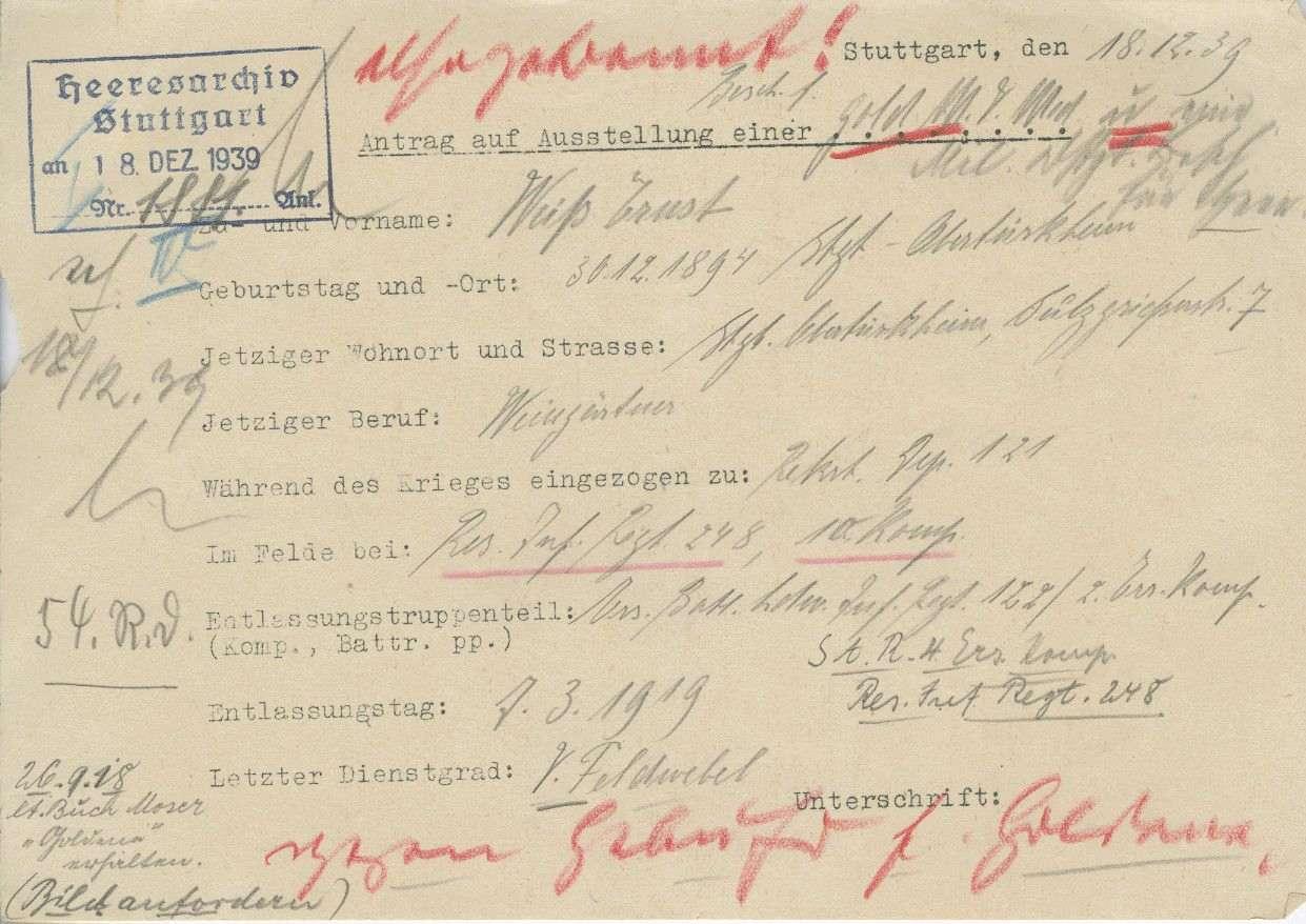 Weiß, Ernst, Bild 2