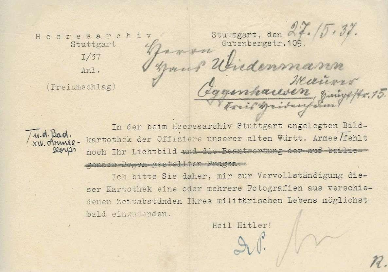 Wiedenmann, Hans, Bild 2
