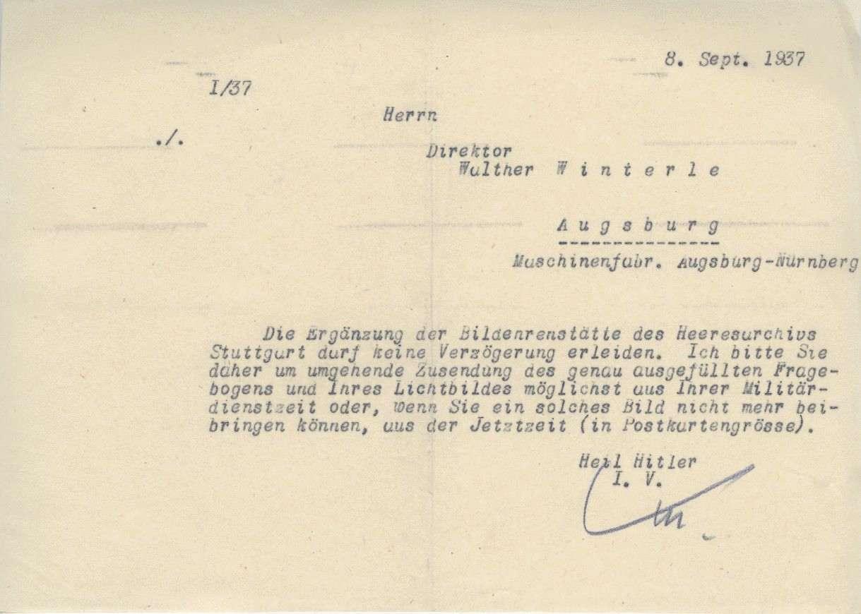 Winterle, Walther, Bild 3