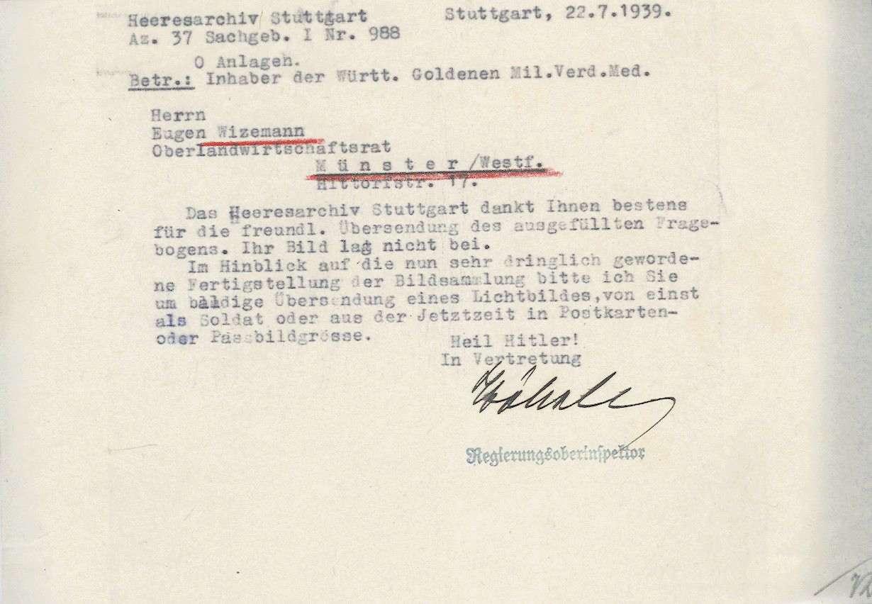 Wizemann, Eugen, Bild 3
