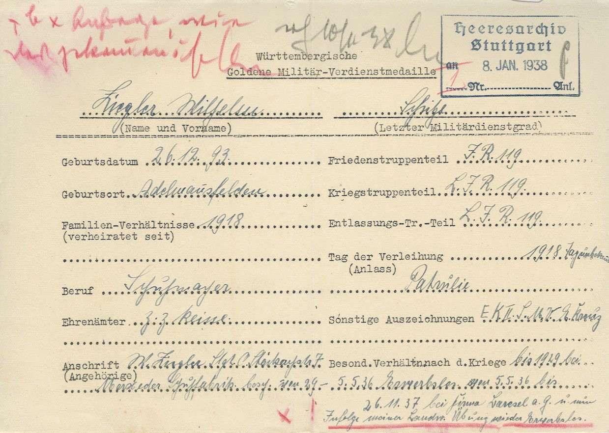 Ziegler, Wilhelm, Bild 2