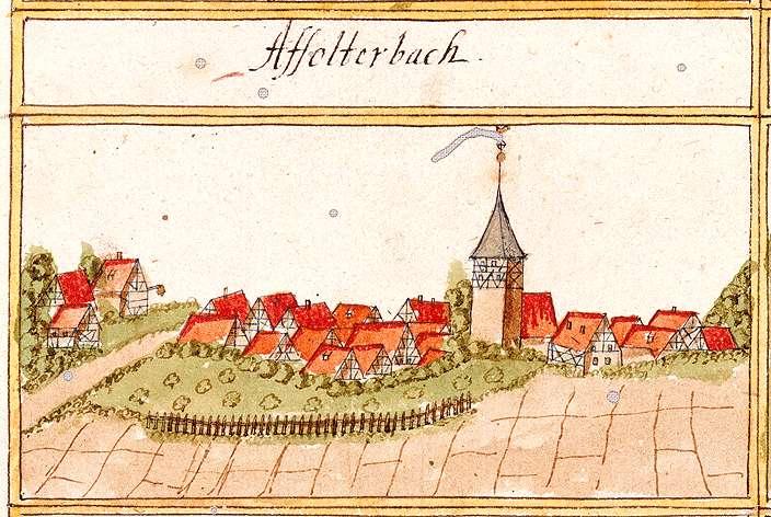 Affalterbach LB, Bild 1