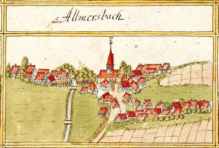 Allmersbach im Tal WN, Bild 1