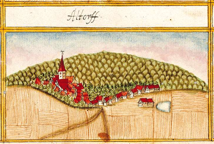 Altdorf BB, Bild 1