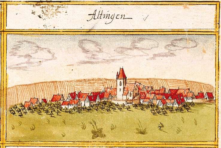 Altingen, Ammerbuch TÜ, Bild 1