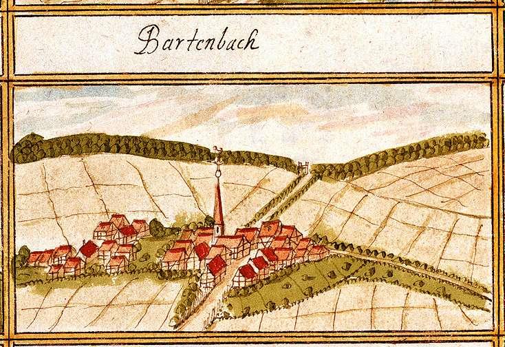 Bartenbach : Stadt Göppingen GP, Bild 1