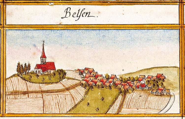 Belsen : Stadt Mössingen TÜ, Bild 1