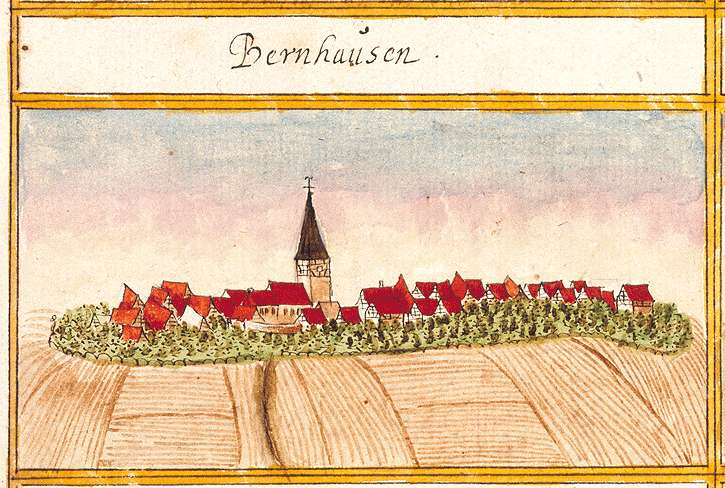 Bernhausen, Filderstadt ES, Bild 1