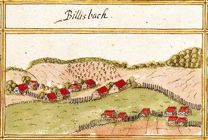 Billensbach : Schmidhausen, Beilstein HN, Bild 1