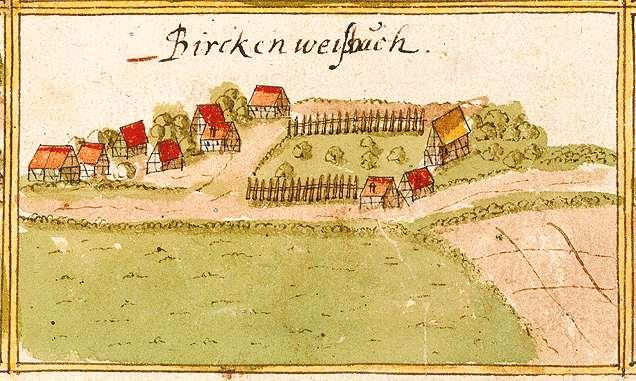 Birkenweißbuch : Vorderweißbuch, Berglen WN, Bild 1