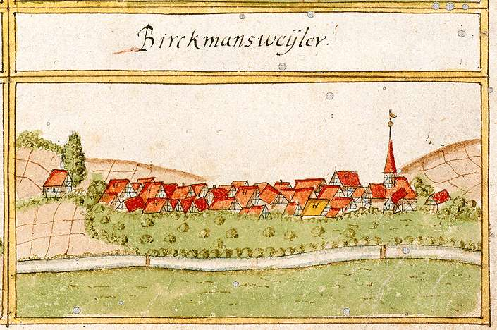 Birkmannsweiler, Winnenden WN, Bild 1