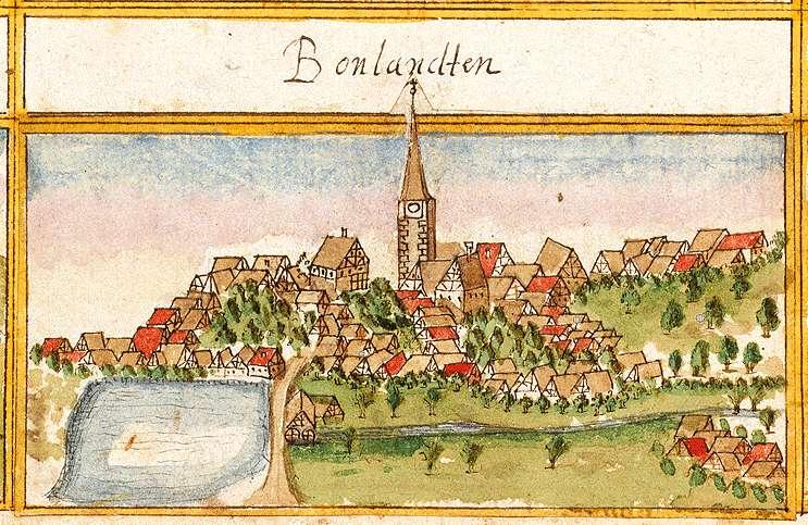 Bonlanden auf den Fildern, Filderstadt ES, Bild 1
