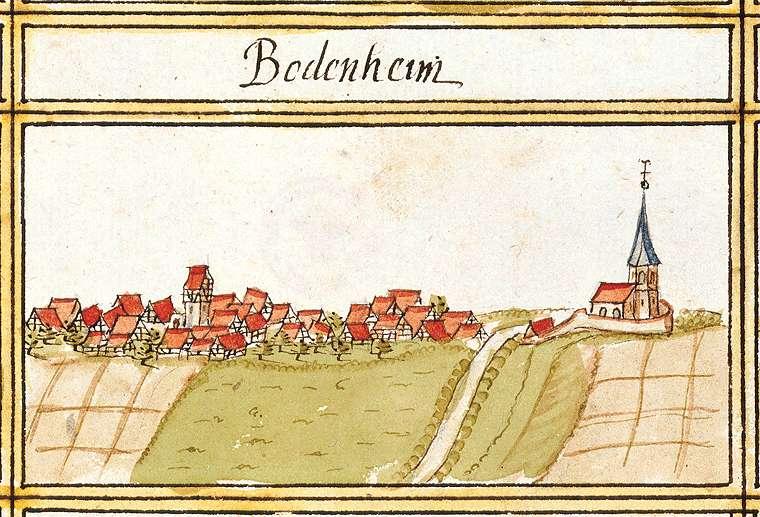 Botenheim, Brackenheim HN, Bild 1