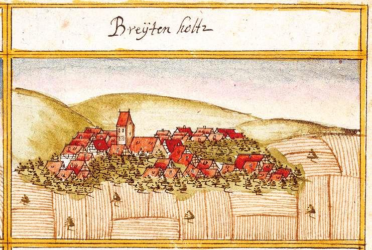 Breitenholz, Ammerbuch TÜ, Bild 1