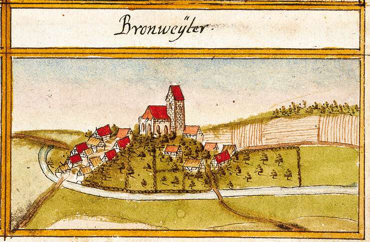 Bronnweiler, Reutlingen RT, Bild 1