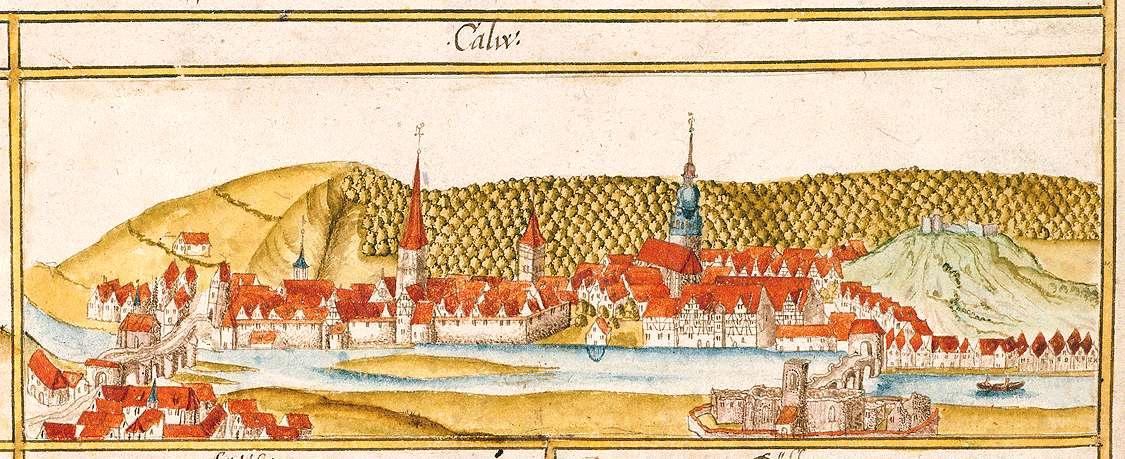 Calw CW, Bild 1