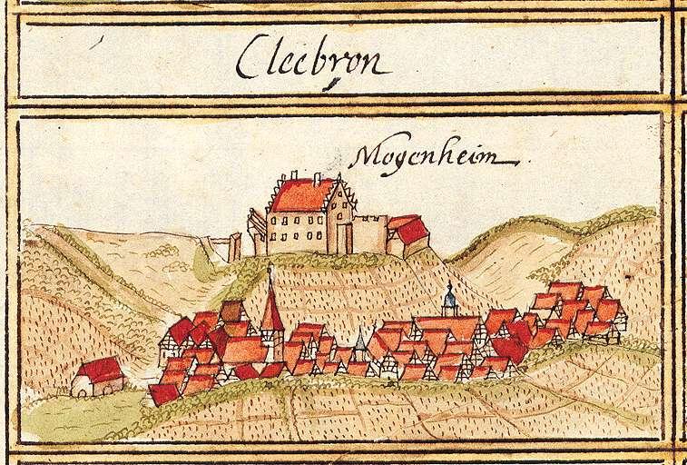 Cleebronn HN, Bild 1