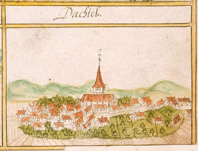 Dachtel, Aidlingen BB, Bild 1