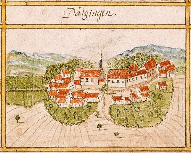 Dätzingen, Grafenau BB, Bild 1