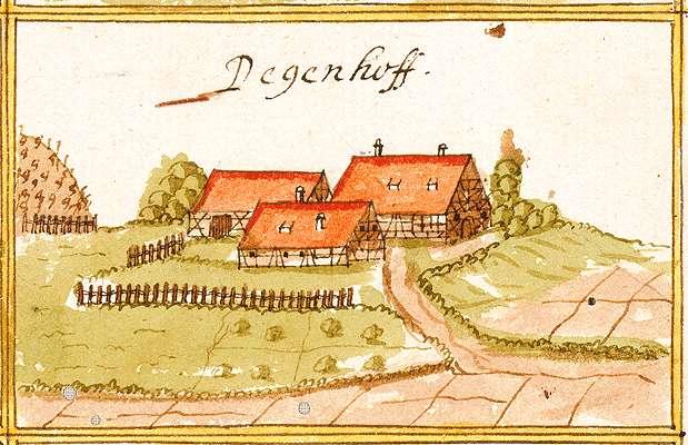 Degenhof : Hertmannsweiler, Winnenden WN, Bild 1