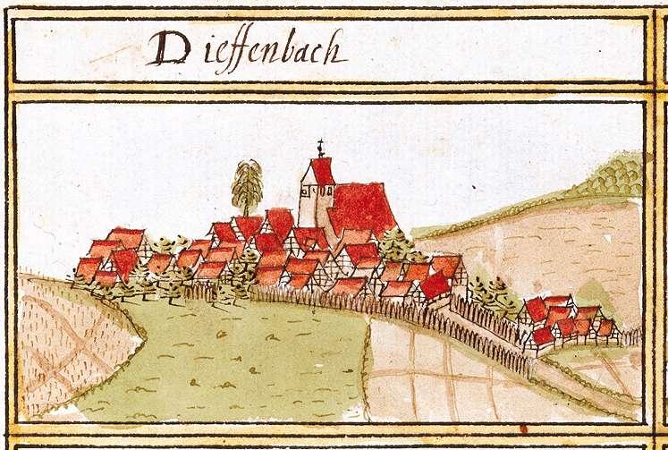 Diefenbach, Sternenfels, PF, Bild 1