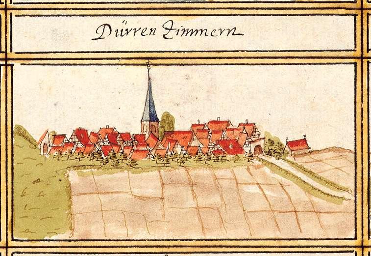 Dürrenzimmern, Brackenheim HN, Bild 1