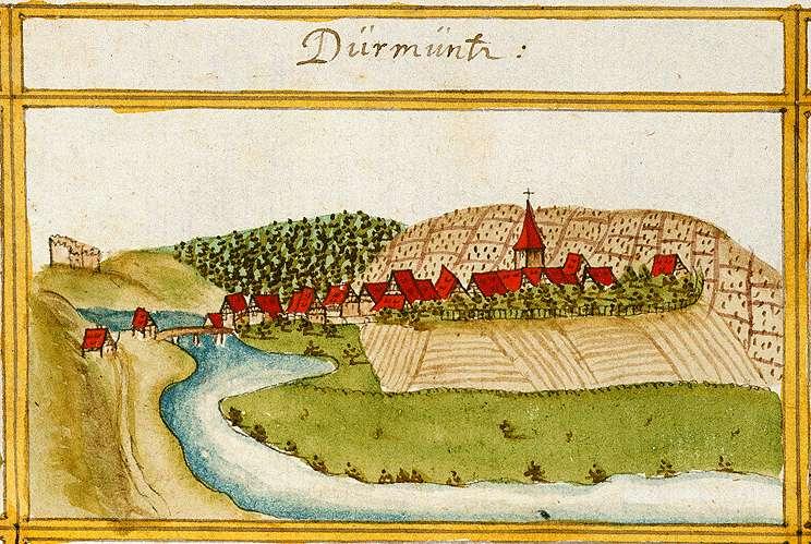 Dürrmenz : Stadt Mühlacker, PF, Bild 1
