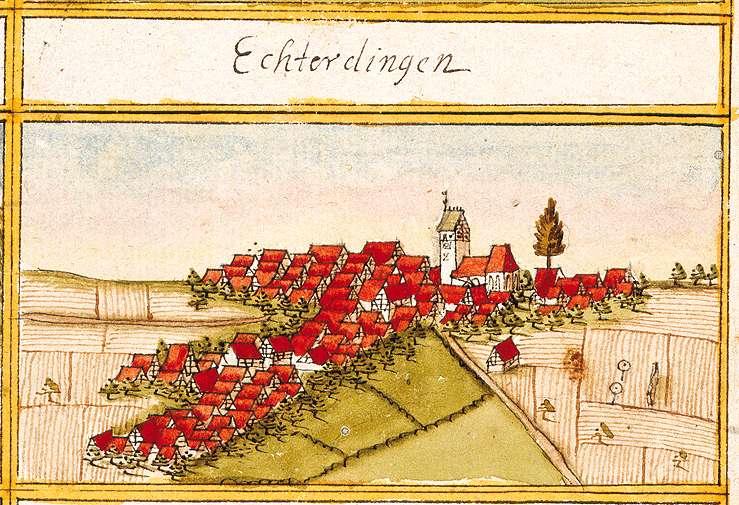 Echterdingen, Leinfelden-Echterdingen ES, Bild 1