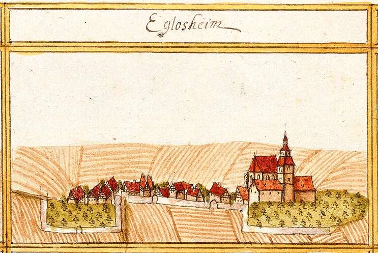 Eglosheim : Stadt Ludwigsburg LB, Bild 1