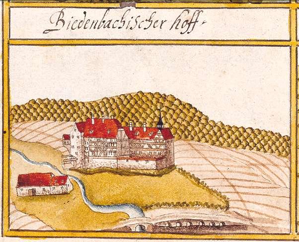 Ehningen/Biedenbachischer Hof BB, Bild 1