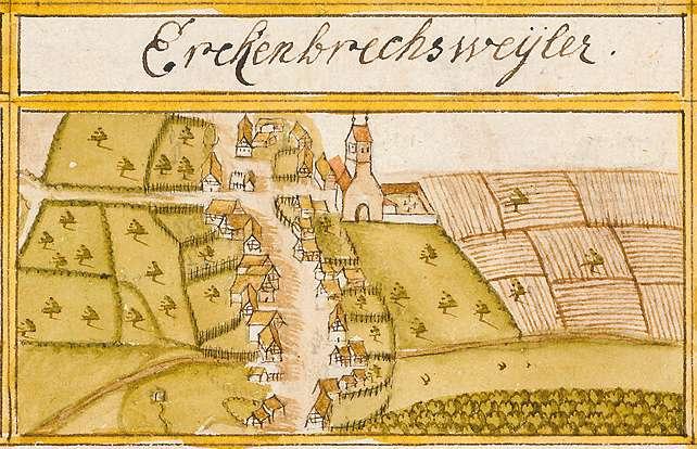 Erkenbrechtsweiler ES, Bild 1