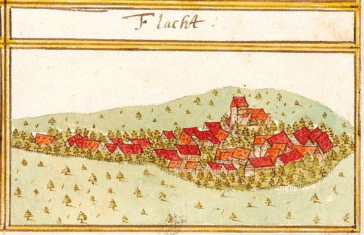 Flacht, Weissach BB, Bild 1
