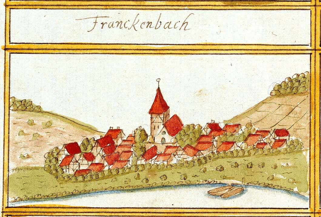 Frankenbach, Stkr. Heilbronn, Bild 1
