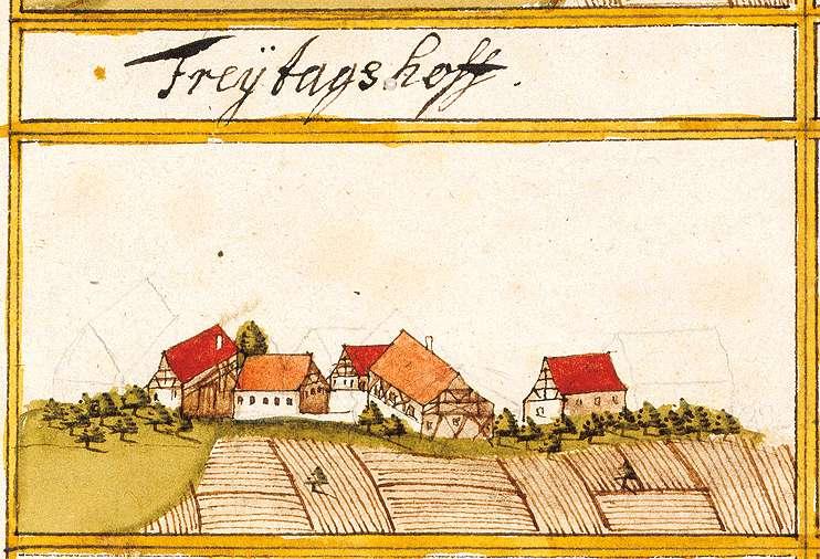 Freitagshof : Stadt Wernau (Neckar) ES, Bild 1