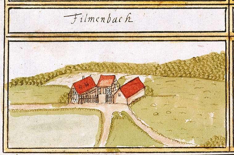 Füllmenbacherhof : Diefenbach, Sternenfels, PF, Bild 1