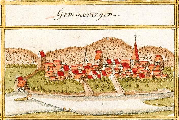 Gemmrigheim LB, Bild 1