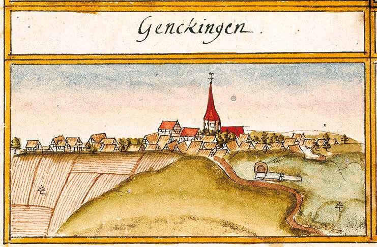 Genkingen, Sonnenbühl RT, Bild 1