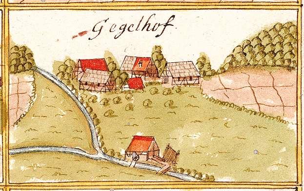 Göckelhof : Kirchenkirnberg, Murrhardt WN, Bild 1