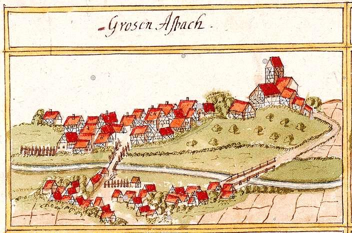 Großaspach, Aspach WN, Bild 1