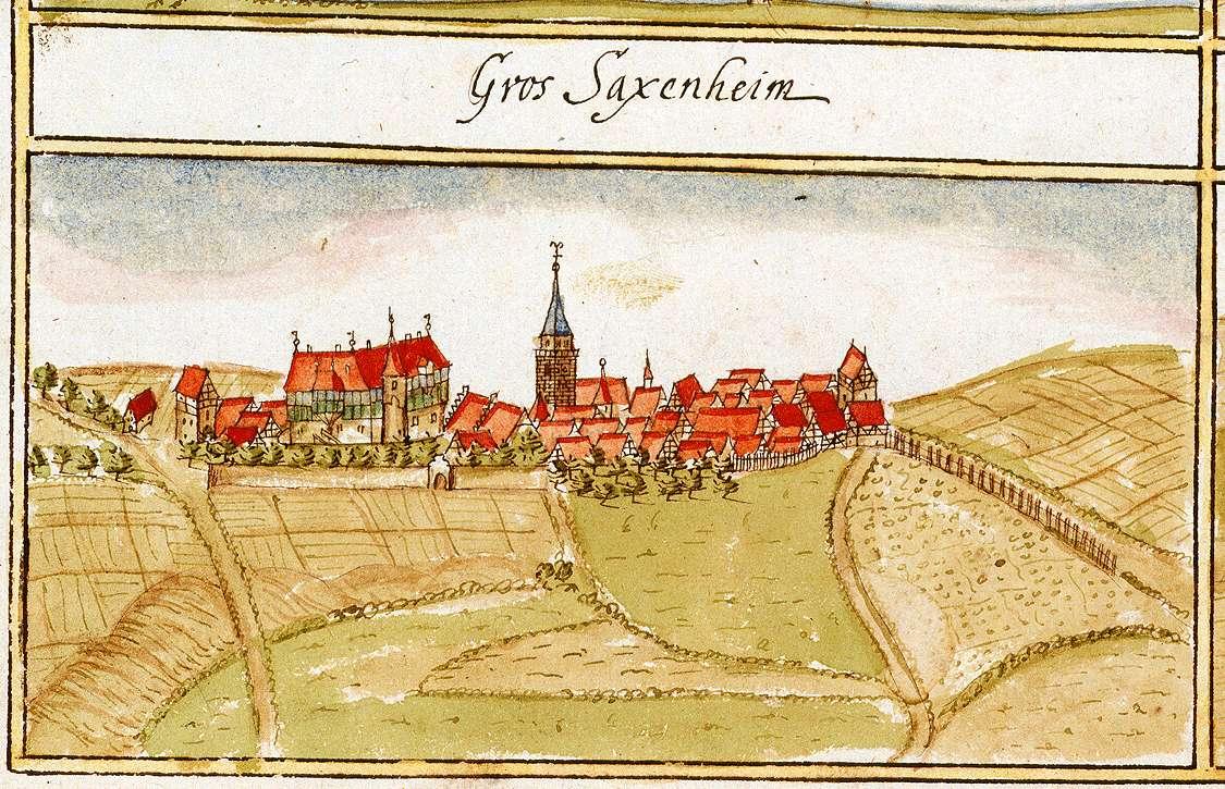 Großsachsenheim, Sachsenheim LB, Bild 1