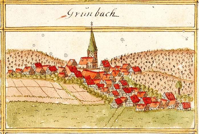 Grunbach, Remshalden WN, Bild 1