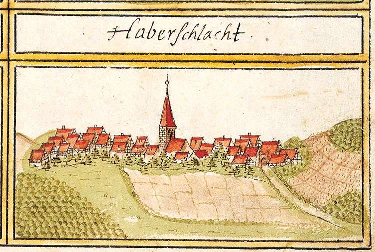 Haberschlacht, Brackenheim HN, Bild 1