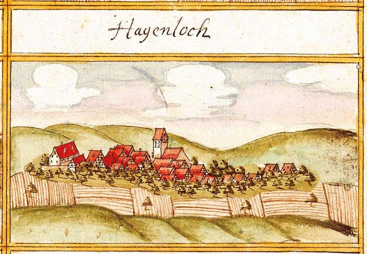 Hagelloch, Tübingen TÜ, Bild 1