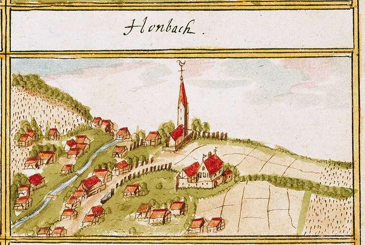 Hainbach, aufgeg. in Wiflingshausen : Stadt Esslingen am Neckar ES, Bild 1