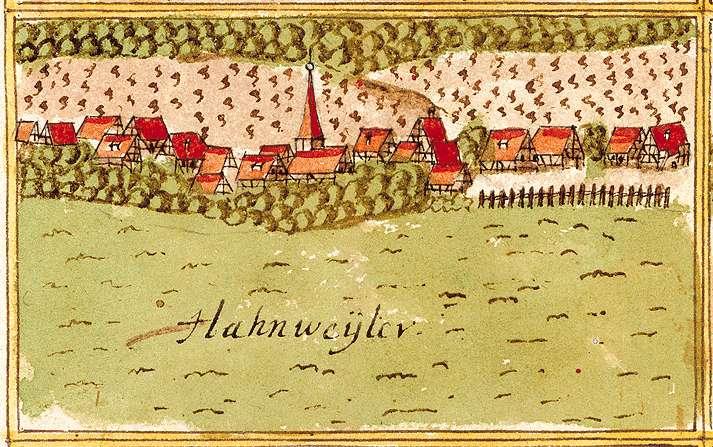 Hanweiler, Winnenden WN, Bild 1